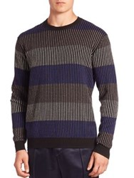 Opening Ceremony Float Rugby Wool And Cashmere Sweater Multi