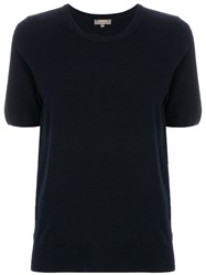 N.Peal Round Neck T Shirt Cashmere L Blue