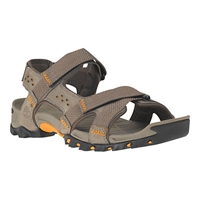 Timberland Eldridge Outdoor Leather Sandals Pewter