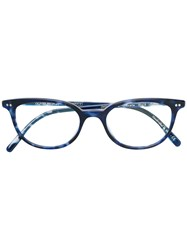 Oliver Peoples Gracette Glasses Blue