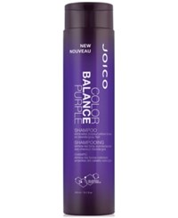 Joico Color Balance Purple Shampoo 10.1 Oz From Purebeauty Salon And Spa