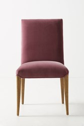 Anthropologie Tia Dining Chair Lilac