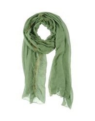 Selected Femme Stoles Green