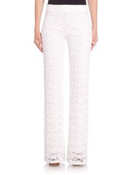 Nightcap Clothing Dixie Lace Trousers Dove