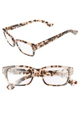 Corinne Mccormack Women's 'Sydney' 51Mm Reading Glasses Taupe Demi