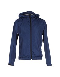 Takeshy Kurosawa Jackets Dark Blue