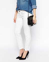 Esprit Skinny Ankle Grazers Offwhite