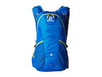 Salomon Trail 20 Set Union Blue Gecko Green Backpack Bags
