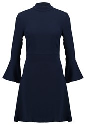 2Nd Day Bine Summer Dress Navy Blazer Blue
