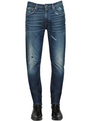 Calvin Klein Jeans Ckj 058 Slim Taper Cotton Denim Dark Blue