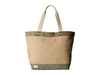 Toms Transport Canvas Tote Khaki Tote Handbags