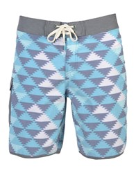 Reef Beach Shorts And Pants Turquoise