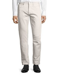 Tom Ford Western Corduroy Straight Fit Pants Bone Neutral