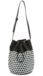 Christopher Kon Cube Bucket Bag Mineral
