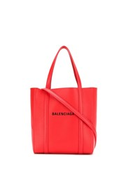 Balenciaga Everyday Xs Camera Bag Red