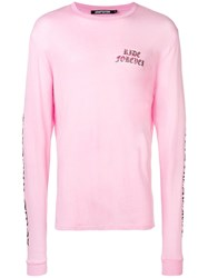 Adaptation Ride Forever T Shirt Pink