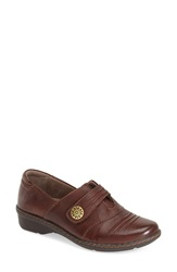 Naturalizer 'Response' Loafer Women Brown Leather