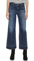 A Gold E June High Rise Sailor Jeans Mansfield