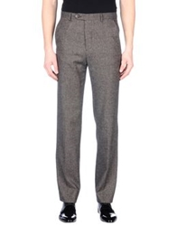 Gianfranco Ferre Gf Ferre' Casual Pants Dark Brown