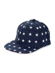 Collection 18 Star And Stripe Grip Tape Baseball Cap Blue