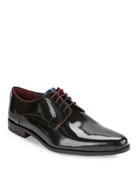 Ted Baker Aundre Patent Leather Oxfords Black