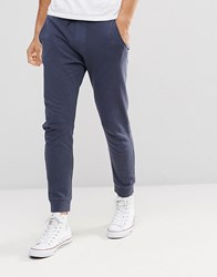Tom Tailor Tapered Jogger In Navy