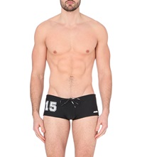 Aussiebum League '15 Swim Trunks Black