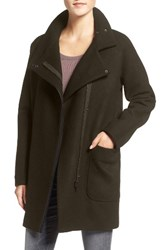 Madewell Women's City Grid Coat