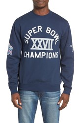 Mitchell And Ness Men's Nfl Championship Dallas Cowboys Sweatshirt