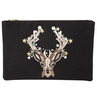 Collection Weekend By John Lewis Doe Clutch Black