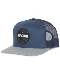 Rip Curl Men's Style Master Trucker Hat Navy