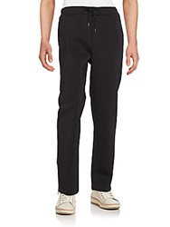 Marc By Marc Jacobs Stretch Sweatpants Black