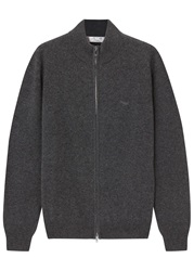 Jet 8 Charcoal Cashmere Cardigan