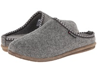 Foamtreads Concord Grey Men's Slippers Gray