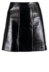 Morgan Jimy Mini Skirt Noir Black