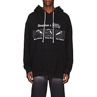 Adaptation Ride Forever Cotton Hoodie Black