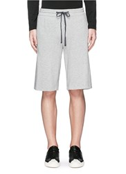 James Perse Vintage Fleece Shorts Grey