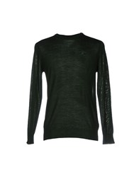 Beverly Hills Polo Club Knitwear Jumpers Dark Green