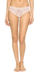 Natori Feathers Hipster Cameo Rose