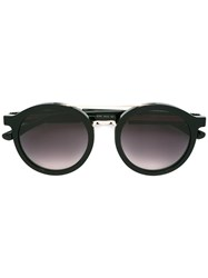 Hugo Boss Round Frame Sunglasses Black