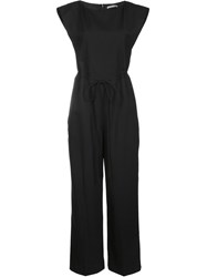 Maiyet Sleeveless Jumpsuit Black