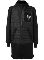 Rossignol Padded Long Coat Black