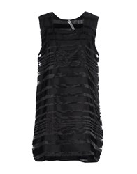 Made For Loving Short Dresses Black