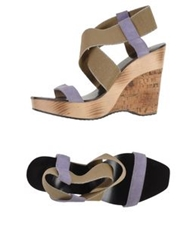 Scholl Sandals Lilac