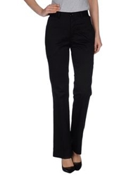 Fabio Di Nicola Casual Pants Black