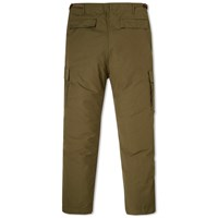 Orslow 6 Pocket Cargo Pant Green