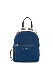 Dkny Logo Denim Backpack 60