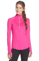 Women's Under Armour 'Fly Fast' Half Zip Long Sleeve Top