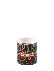 Seletti Snake Scented Candle Multicolor