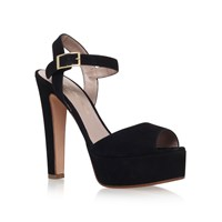 Kurt Geiger Gen High Heel Sandals Black